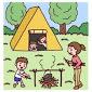 キャンプ⑤